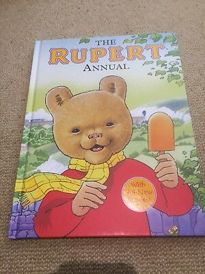 RUPERT ANNUAL NO: 73 - Published 2008. Hardback Edition. Mint Condition.