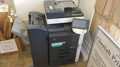 Konica Minolta Bizhub C452 Photocopier printer