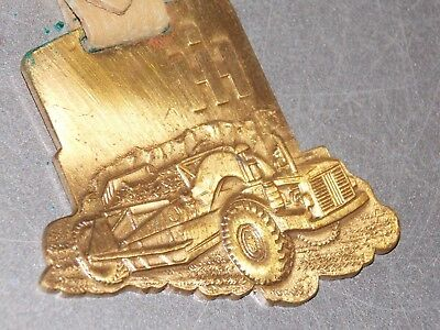 INTERNATIONAL HARVESTER -Gorgeous watch fob- Vintage from Elk Grove village Ill