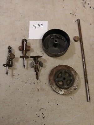 Edison / Columbia Phonograph Parts  Steampunk Govenors Spring Case