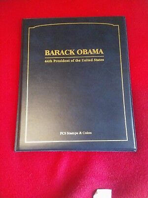 Barack Obama 44th President of the United States PCS Stamps & Coins