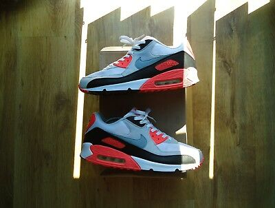 factory authentic eab3e 80d6f Nike Air Max 90 Infrared 2010 heat runners classic vintage