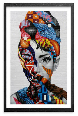 Tristan Eaton - Audrey Of Mulberry - Print