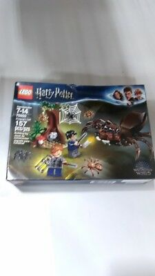 LEGO Harry Potter and The Chamber of Secrets Aragog's Lair 75950 Building Kit...