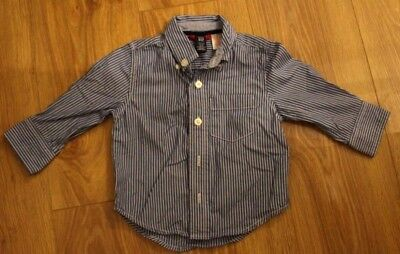 Baby Boy Shirt By Baby Gap Size 12-18 Months