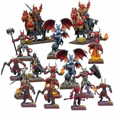 15x Forces of the Abyss - Vanguard Starter Set - Kings of War