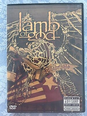 Lamb of God - Killadelphia (DVD, 2005)