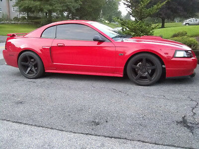 2003 Ford Mustang  2003 Ford Mustang GT