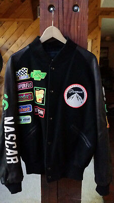 DAYS OF THUNDER Authentic Nascar Crew Jacket, Tom Cruise, Paramount Pics, RARE!
