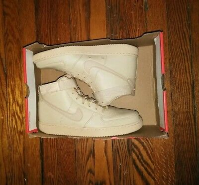 competitive price 473f9 aa21a Nike Vandal High Supreme LTR Desert Ore Leather AH8518-200 Men s Shoes Size  10
