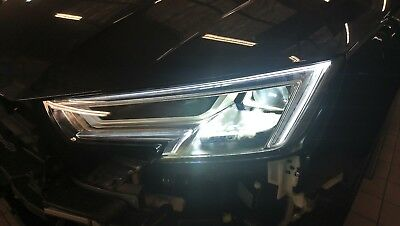 Genuine Audi A4 2016 2018 Passenger Side Led Headlight Part No
