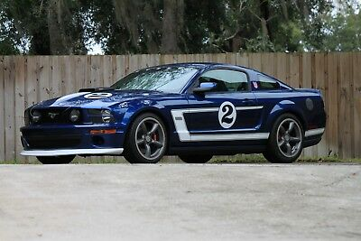 2008 Ford Mustang Saleen Dan Gurney Signature Edition Rare Saleen Dan Gurney Signature Edition - 1 of 37 built - only 58k miles