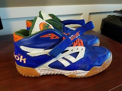 Reebok the Pump Preseason Sneakers - Men s Size 10 - Paydirt - Florida  Gators 6b15e74b3
