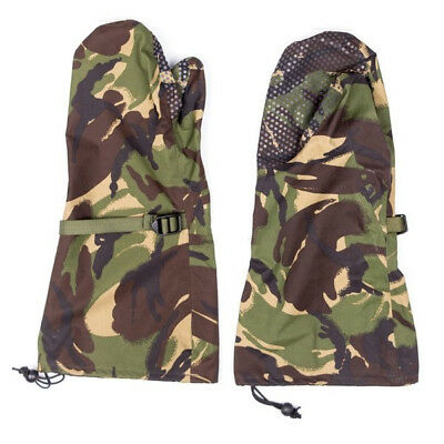 British Army Military MTP Outer Mittens ECW Extreme Cold Weather Gloves - Large