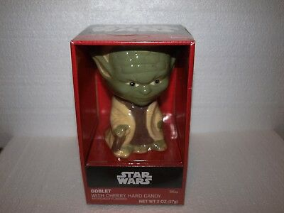 Yoda Star Wars Ceramic Goblet Cup by Galerie BRAND NEW!!!!