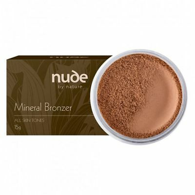 Nude by Nature mineral Bronzer All skin tones