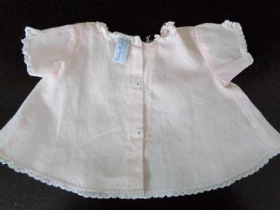 """Vintage 1950s Tagged Madame Alexander Doll Dress for 12""""-15"""" Baby"""