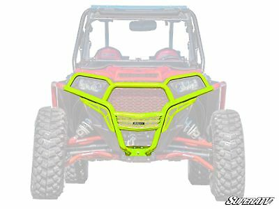 SuperATV Polaris RZR XP 1000 Turbo (2017-2018) Front Bumper (Lime Squeeze)