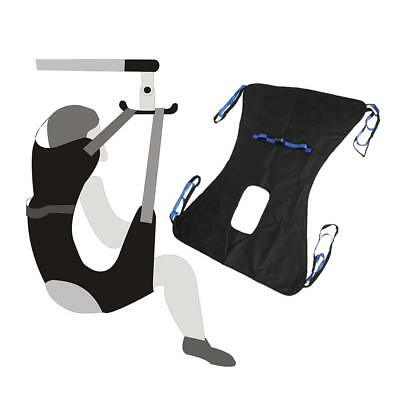 Power Patient Lifter Full Body Sling Medical Lift Equipment Transfer Belt Chair