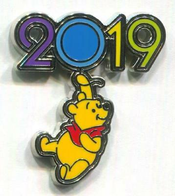 WINNIE THE POOH - 2019 Disney Characters Mystery Collection Disney Pin