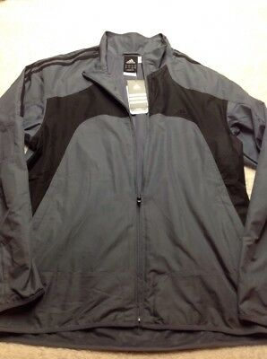 adidas Stability Jacket, Mens Large, New With Tags