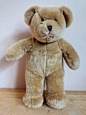BUILD A BEAR Beige Baby Teddy Bear Plush Stuffed Animal 15""
