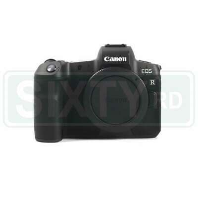 NEW Canon EOS R Mirrorless Digital Camera Body with Mount Adapter EF-EOS R