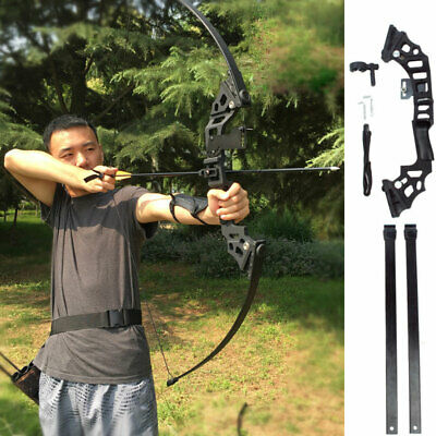 Recurve Bow 30-45 lbs Hunting Archery Bow Arrow Outdoor Hunting Shooting Fishing