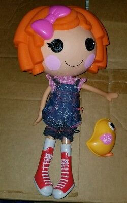 Sunny Side Up Lalaloopsy Large Full Size Doll With Pet Chick Toy