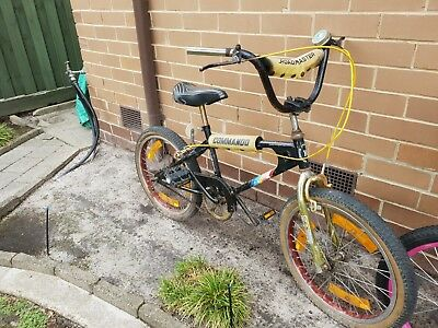 Old School Bmx Bike -pu Melb 3174