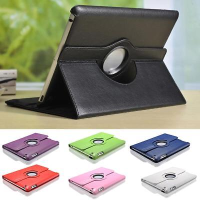 Shockproof Magnetic Auto Flip PU Leather Wallet Case Cover for Apple iPad 2 /3/4