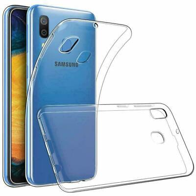 For Samsung A6+ A7 A9 2018 M20 A30 A50 Ultra Thin Clear Soft Silicone Case Cover
