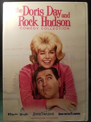 The Doris Day and Rock Hudson Comedy Collection (2-DISC DVD, 2007, NR)