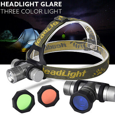 3000LM  XM-L T6 LED Headlamp Headlight 18650 Flashlight Head Light Lamp Lot