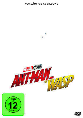 DVD  Ant-Man and the Wasp -