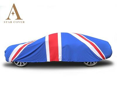 Union Flag Car Cover For Mazda Mx-5 Nc Mk3 Mkiii > Indoor Cover > Union Jack