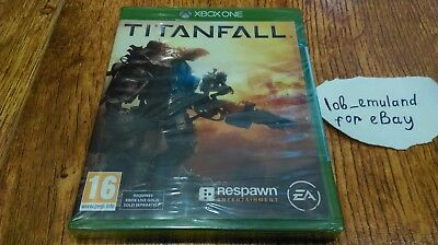 Titanfall for Xbox One *FACTORY SEALED* PAL