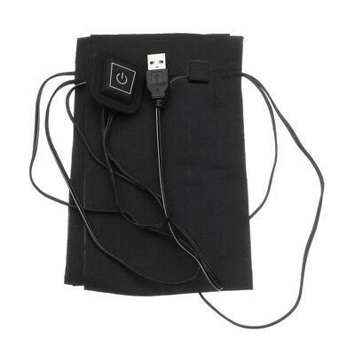 Electric Heating Pad USB Thermal Vest Jacket Outdoor Mobile Warm Mat AU Stock