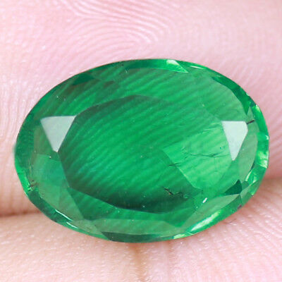 6 - 11 CT AAA Colombian Mix Shape Natural Green Loose Gemstone GIE CERTIFIED
