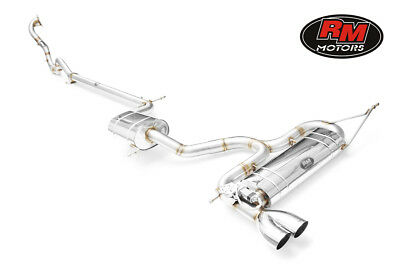 Systeme D'échappement Complet Vw Scirocco Iii 1.4 Tsi Rms-Sci-1.4
