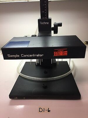 Techne Sample Concentrator Gas Reservoir/Chamber Matrix&Stand