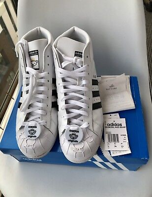 on sale a3b6f e550d vintage adidas SUPERSTAR HALFSHELLS 80s casuals UK8.5 BNWT 2014 LOOK S.  £35.00 Buy It Now 4d 23h. See Details. Superstar Nigo Bear Size 9.4 EU44  Mint ...