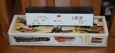 Bachmann Ho Gauge 43-1009-56 51Ft Mechanical Stee Reefer Lehigh Valley -Boxed-