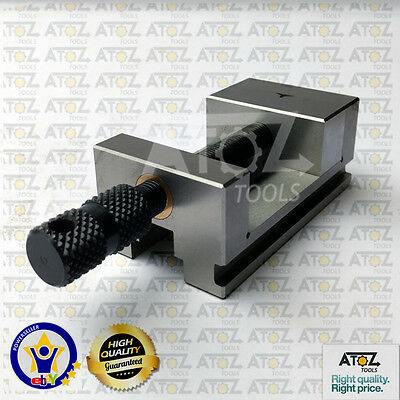 """2-3/8"""" 60mm TOOLMAKERS GRINDING VISE VICE PRECISION WORKHOLDING INDUSTRIAL TOOLS"""