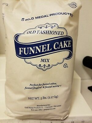 5115 The Best OLD FASHIONED Funnel Cake Mix