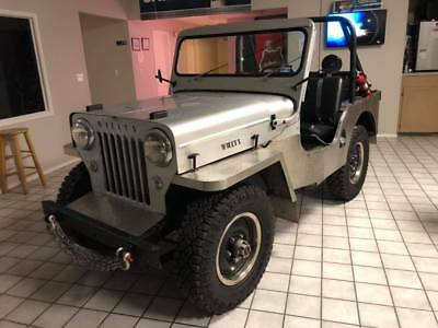 1954 Willys  1954 Willys Jeep CJ3 collectors item rare mint