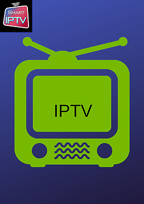 12 MONTHS IPTV subscription WARRANTY  fast delivery