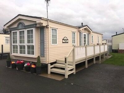 North Wales Towyn Edwards Leisure Park stunning 2 bed 6berth caravan for hire