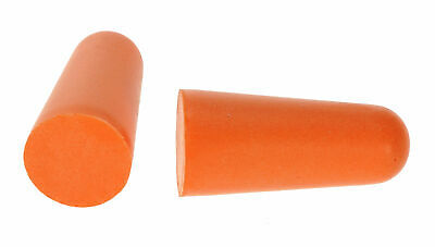 Portwest PU Foam Ear Plug 200 pairs Reusable Safety Sound Noise ANSI EP02
