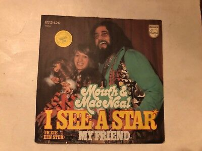 Mouth & MacNeal - I see a star  - Eurovision 1974 - Niederlande